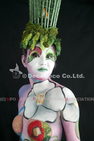 Body Decoration Art Show 2011